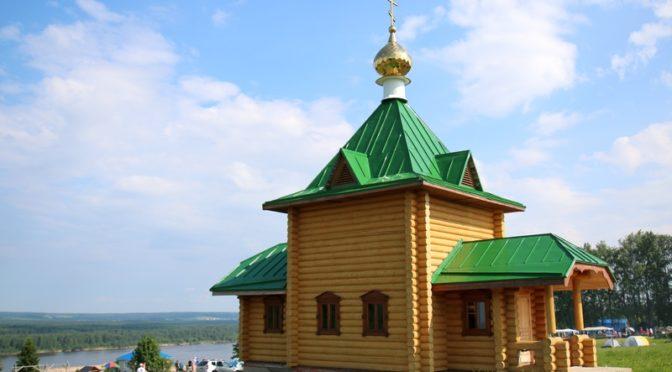 В добрых традициях русского купечества